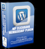 Thumbnail WordPress Clickbank Membership Plugin MRR