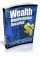 Thumbnail Wealth Manifestation Decoded  PLR