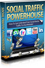 Social Traffic Powerhouse  MRR & Giveaway Rights