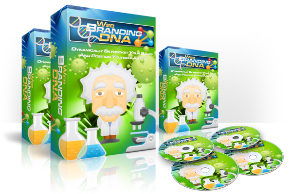 Product picture Web Branding DNA MRR