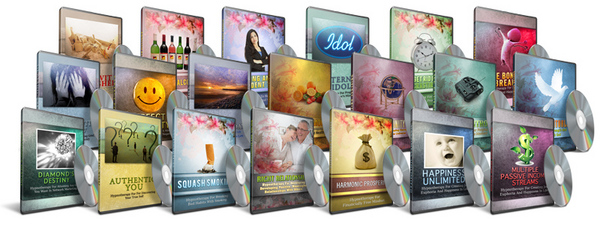 Product picture Audio Adrenaline Hypnotherapy Series MRR