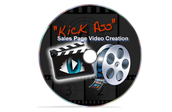 Product picture Kick Ass Sales Page Video Creation  MRR & Giveaway Rights
