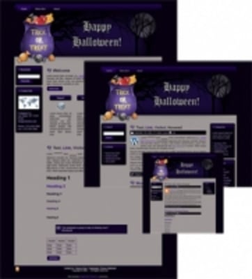 Product picture Halloween Theme 3  MRR