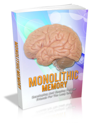 Product picture Monolithic Memory  MRR & Giveaway Rights