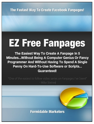 Product picture EZ Free Fanpages  MRR & Giveaway Rights
